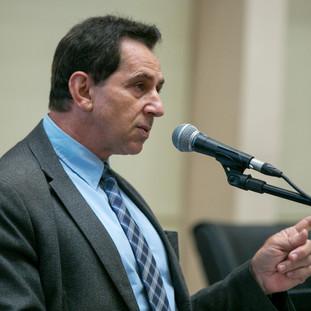Deputado Coronel Mocellin ouve demandas da segurança pública em Imbituba e região