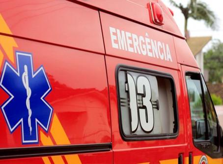 Homem de 55 anos morre após cair de prédio em Imbituba.