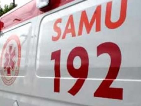 Idosa de 77 anos relata ter sido vítima de atropelamento no bairro de Nova Brasília.