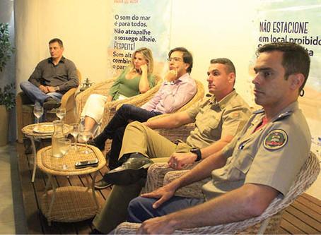 Seminário de Turismo Inteligente debate o verão 2019 na Praia do Rosa