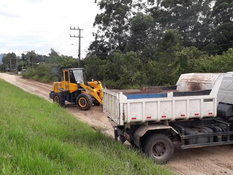Força tarefa intensifica a recuperação e a limpeza de ruas em Imbituba
