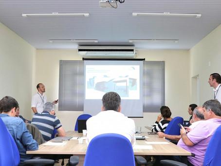 Apresentadas propostas de modernização da malha ferroviária interna do Porto de Imbituba