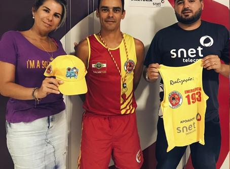 Snet Telecom apoia Projeto Golfinho do Corpo de Bombeiros