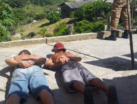 POLÍCIA MILITAR REALIZA OPERAÇÃO CONTROLE TOTAL