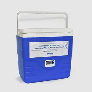 Santa Catarina recebe doação de caixas térmicas