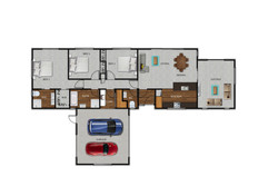 Lot 104 Kingsbridge West - Floor Plan
