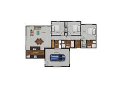 Lot 101 Brooker Ave - Floor Plan