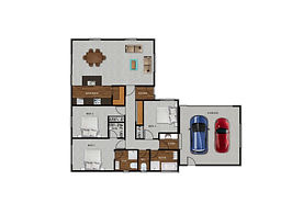 Lot 106 Kingsbridge West - Floor Plan.jp