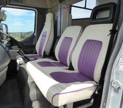 ELITE CAB SEATS