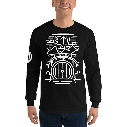 BagginsTV Hobbit Hole Men's Long Sleeve Tee