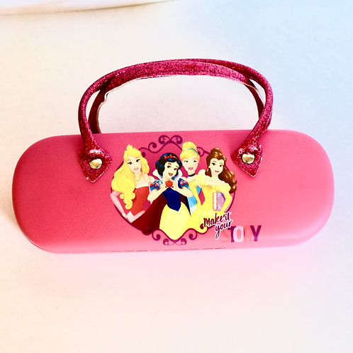 Princess Glasses Case with Handle