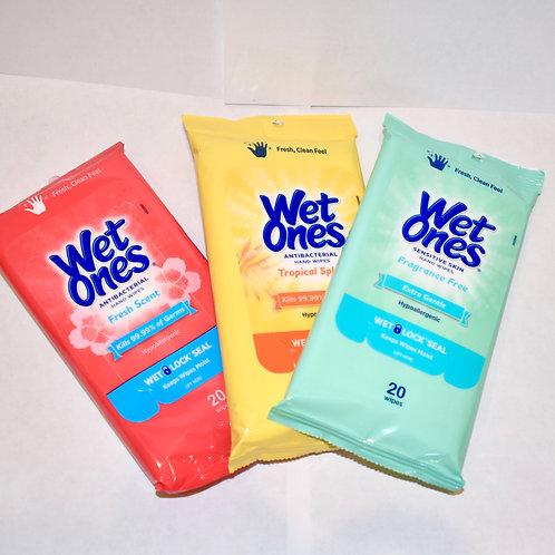 Wet Ones Hand Wipes (5 packs)