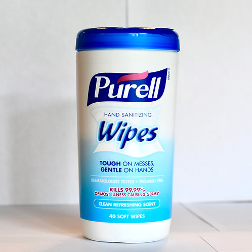 Purell Canister Wipes (40 count)