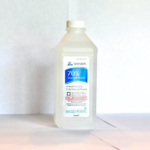 Isopropyl 70% Alcohol  (16oz)