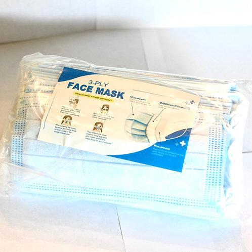 Adult Face Masks (50 count)