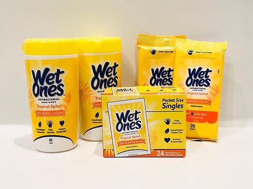 Wet Ones BUNDLE - Tropical Splash