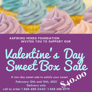 ASPIRING MINDS FOUNDATION VALENTINE SALE 2021