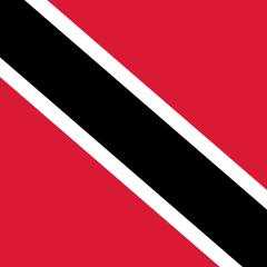 NATIONAL FLAG OF TRINIDAD AND TOBAGO
