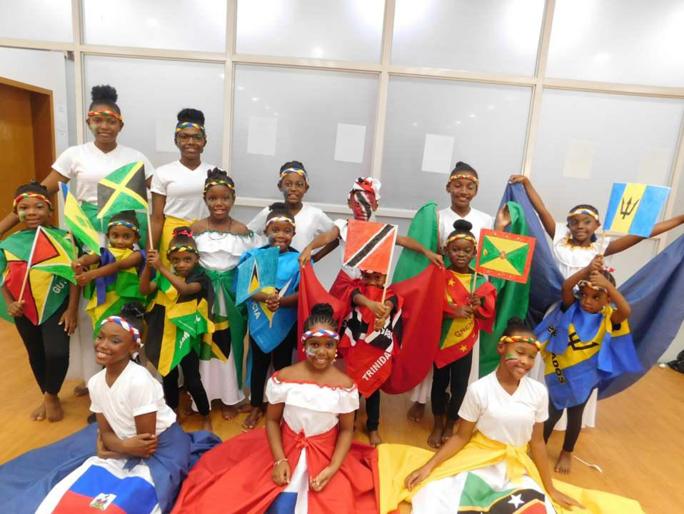 Caribbean Christian Dancers