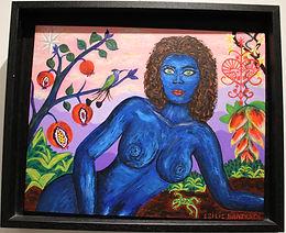 20190403 « Blue Erzulie aux Grenades »