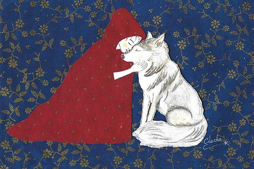 Chaperon et loup