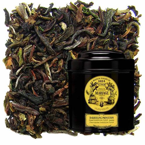 Boîte de thé Darjeeling Princeton 100g