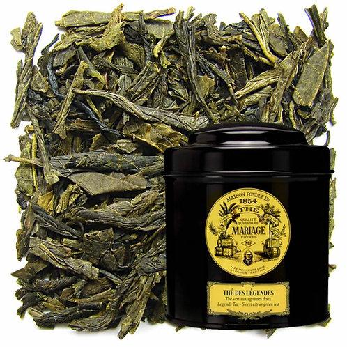 Boîte de thé des Légendes 100g