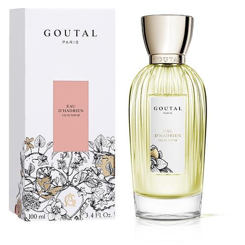 Eau de parfum 100ML Eau d'Hadrien