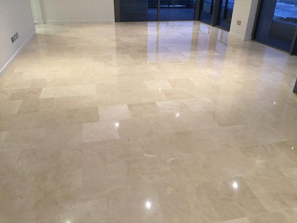 Stone Floor Polishing