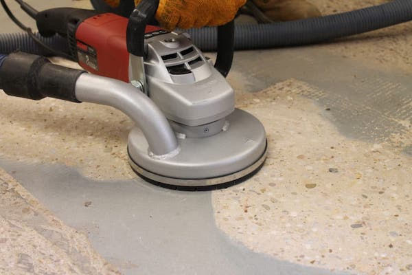 Stone Floor Grinding, Honing, & Lippage