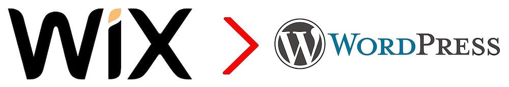 Wix is better than Wordpress
