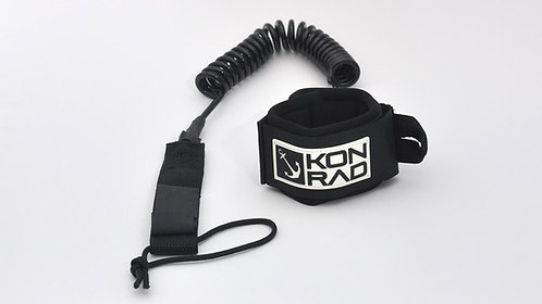 6 foot Coil Ankle Leash