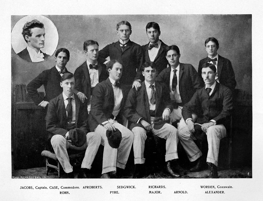 Wisconsin's 1894 Crew, University of Wisconsin Archives