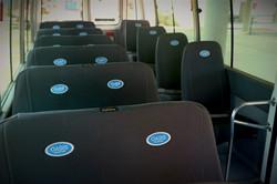 Oasis Transport bus