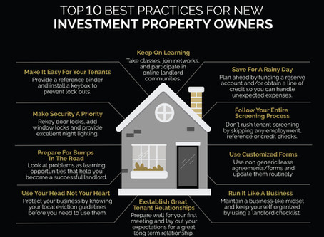 Best Practices for New Real Estate Investors
