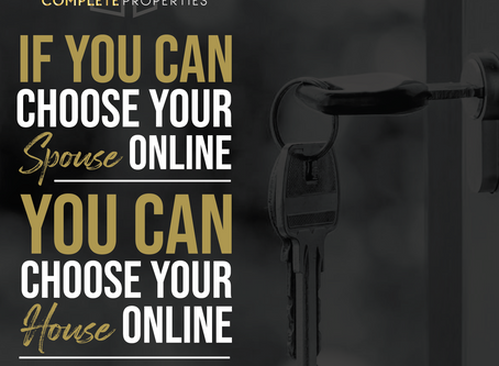 Love Where You Live - Choose Your House on Line