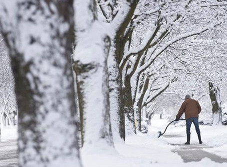 Who is Responsible for Clearing Snow at a Tenanted Property? Investors - Read On!