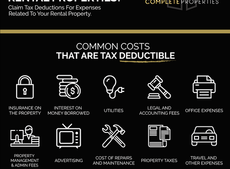 Tax Deductions for Real Estate Investors