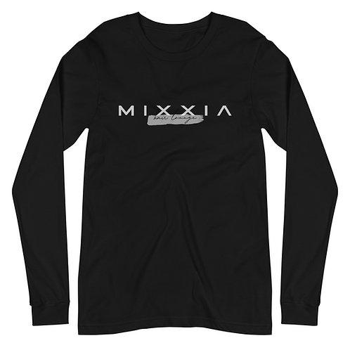 Mixxia Logo Unisex Long Sleeve Tee