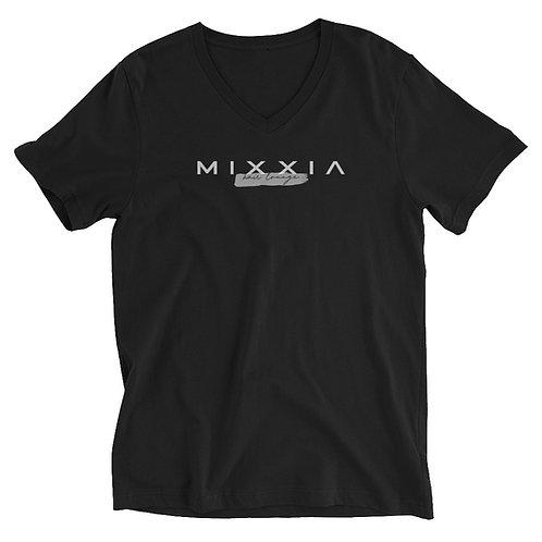 Mixxia Logo Unisex V-Neck Tee