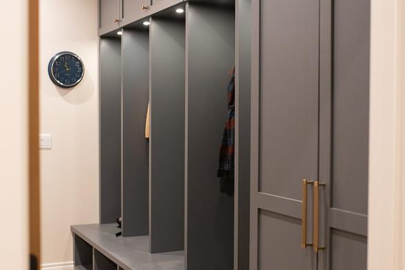 Laundry Room/ Mud Room Cabinets