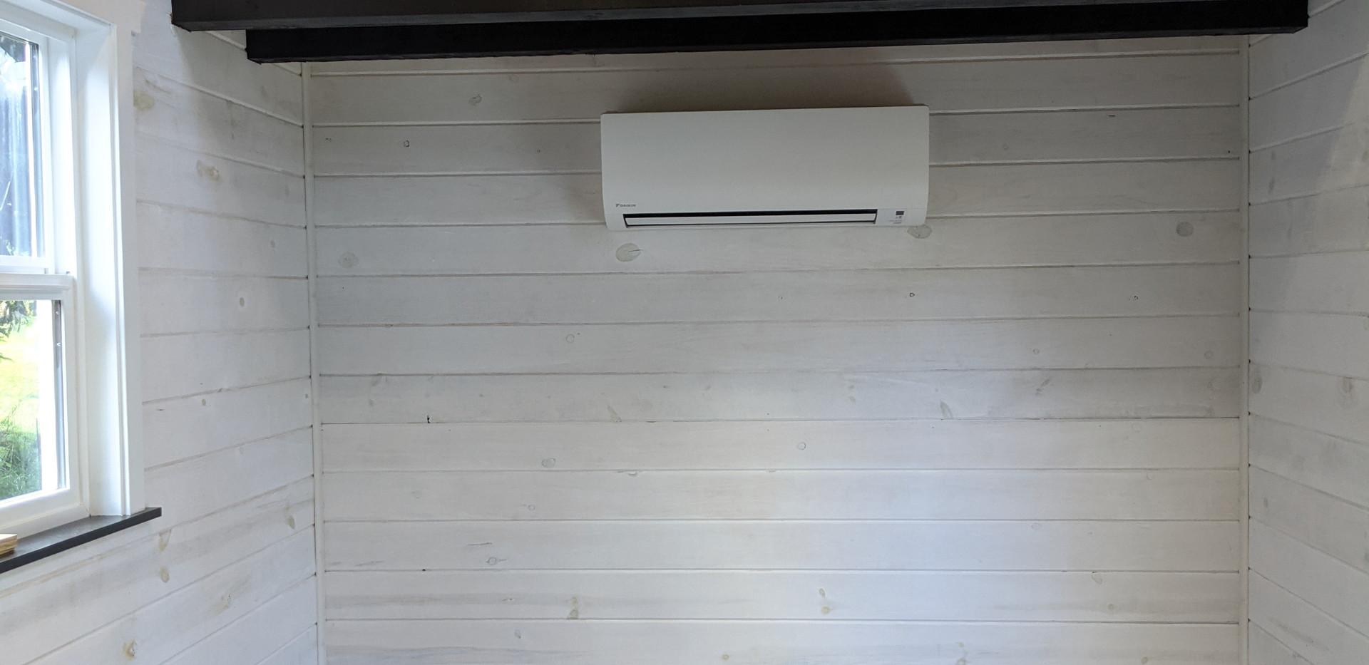 Custom Storage Bench and Loft
