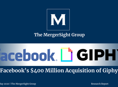 Facebook's $400 Million Acquisition of Giphy