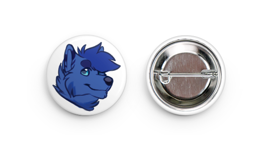 TYFOXY HEAD BUTTON