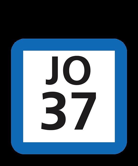成田空港 JO-37