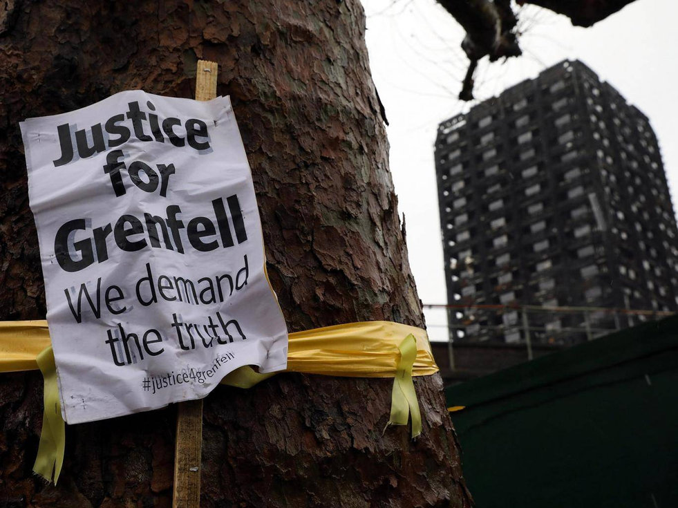 Grenfell Tower survivors could be deported as immigration amnesty expires