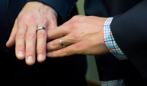 Daily Mirror - Scottish Kirk accepts officials in gay marriages – putting pressure on Church of England