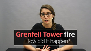What happened at Grenfell Tower?