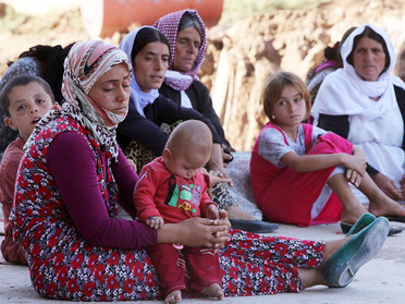 The secret underground civilian network saving Yazidi women from Isis