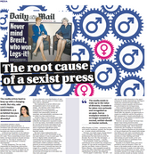New European - The root cause of a sexist press